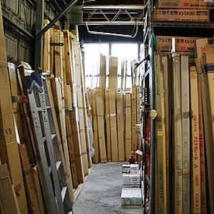 建築設備・資材の販売